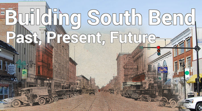 Building South Bend: Past, Present, Future will provide an interactive tour through ​​South Bend's architectural history.