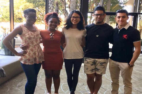 New Student Group Focused on Inclusion and Diversity