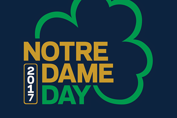 School of Architecture Faculty and Students Participate in Notre Dame Day