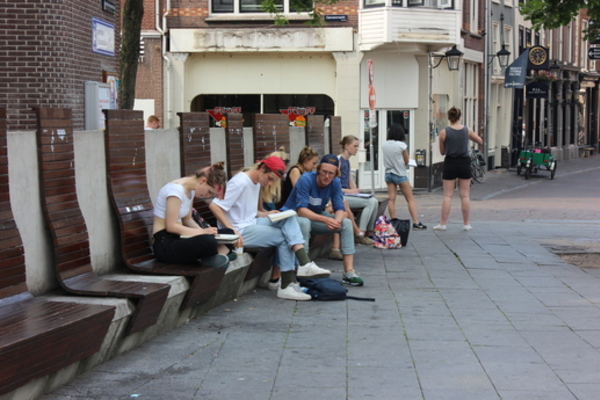 Summer Seminar Brings Traditional Architecture to Utrecht