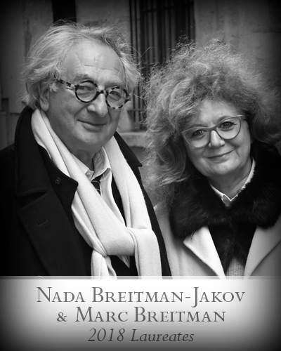 Marc Breitman and Nada Breitman-Jakov