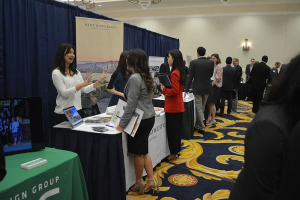2019 Career Fair Matches Students with Firms