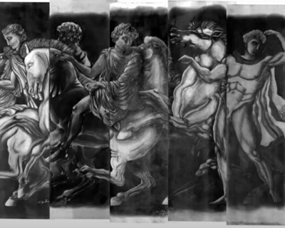 Digitization of Parthenon frieze